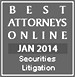Best Attorneys Online Securities Litigation