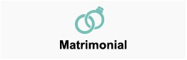 Matrimonial Department